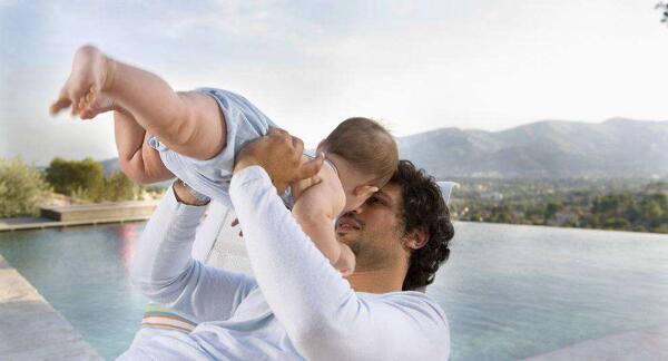 父亲与宝宝
